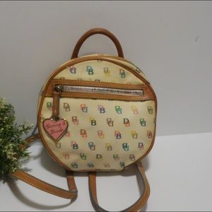 Authentic Vintage Dooney & Bourke 90's Backpack